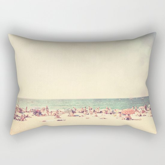 like something out of a beach boys song ...  Rectangular Pillow