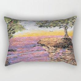 """Aerie"" Rectangular Pillow"