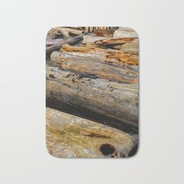 Driven Driftwood Bath Mat
