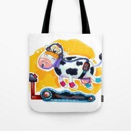 Fat Free Milk Tote Bag
