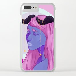 Feast Your Eyes Clear iPhone Case