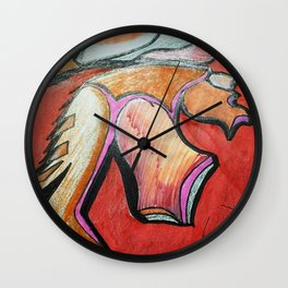 CREPUSCULO 13 Wall Clock