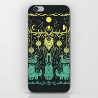 balance iPhone & iPod Skins featuring Balance by Shirley Jackson