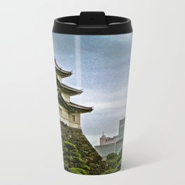 Japan - Tokyo Imperial Palace Metal Travel Mug