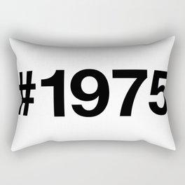 1975 Rectangular Pillow