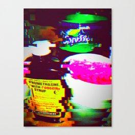 Codeine Canvas Print