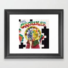 The Growler Framed Art Print