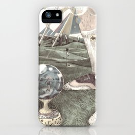 Pure Golf iPhone Case