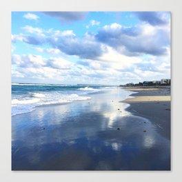 Atlantic Vibes Canvas Print