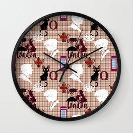 ooq Wall Clock