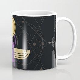 Khepri of the Egyptians Coffee Mug