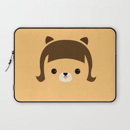 Hello my name is CHAO  Laptop Sleeve
