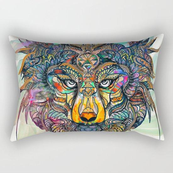 Aligning Hearts Rectangular Pillow