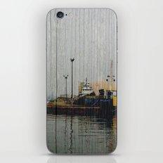 Ham Harbour iPhone & iPod Skin