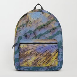 Winter Wheat. Backpack