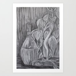 Wooden Soul Art Print