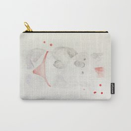 The Man (Girls and Flowers) Carry-All Pouch