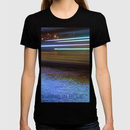 Into the Berlin Blue Night T-shirt