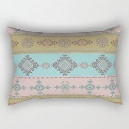the pakistani pattern Rectangular Pillow