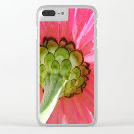 beauty in all aspects Clear iPhone Case