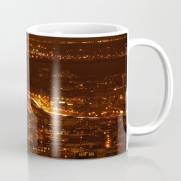 Montreal by night - 2 Coffee Mug