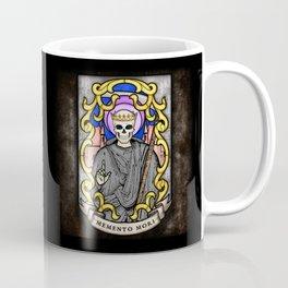 Necromancer Stained Glass Emblem Coffee Mug