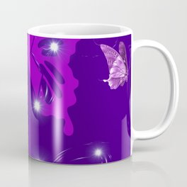 Power Purple For a Cure - Gonna Fly Coffee Mug