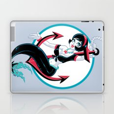 Lucy the Mermaid Laptop & iPad Skin