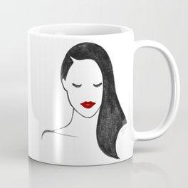 Royal Silhouette Coffee Mug