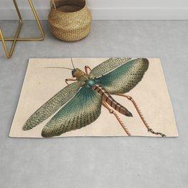 Big Grasshopper Rug
