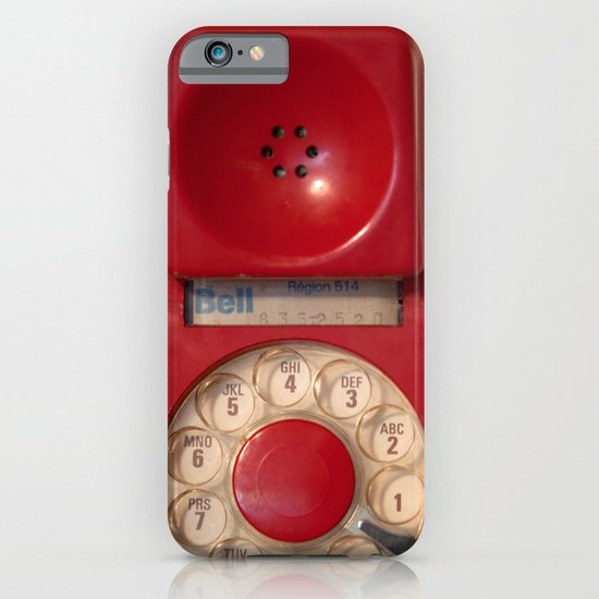 Hotline iPhone & iPod Case