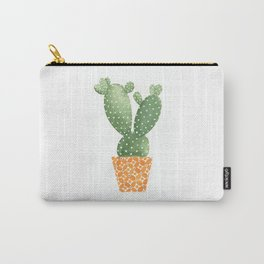 Cactus Best Friends - Prickly Pear Carry-All Pouch