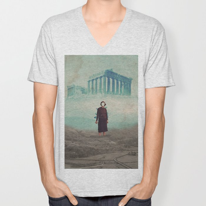 Mrs. Loneliness Unisex V-Neck