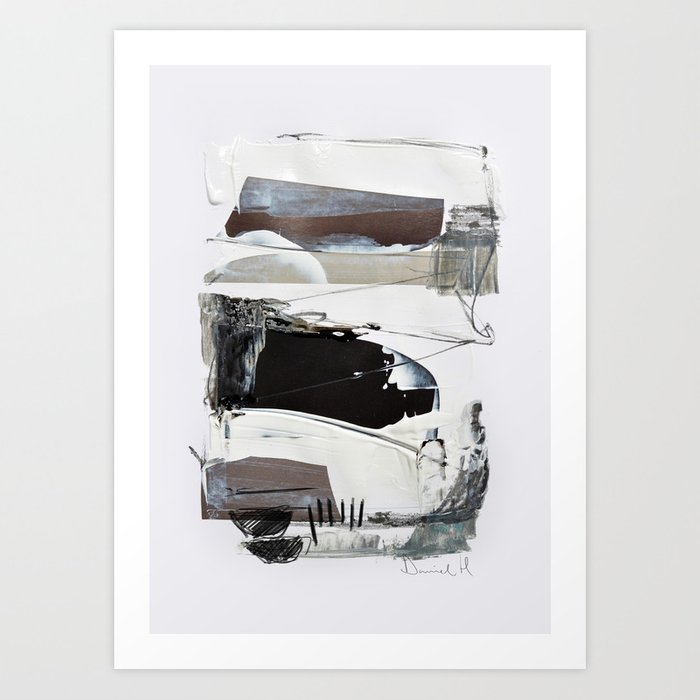 Neutral Tone 1 Art Print