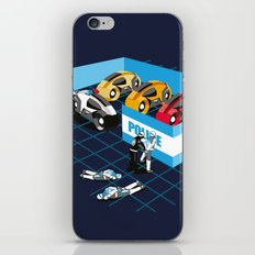 END OF LINE iPhone & iPod Skin
