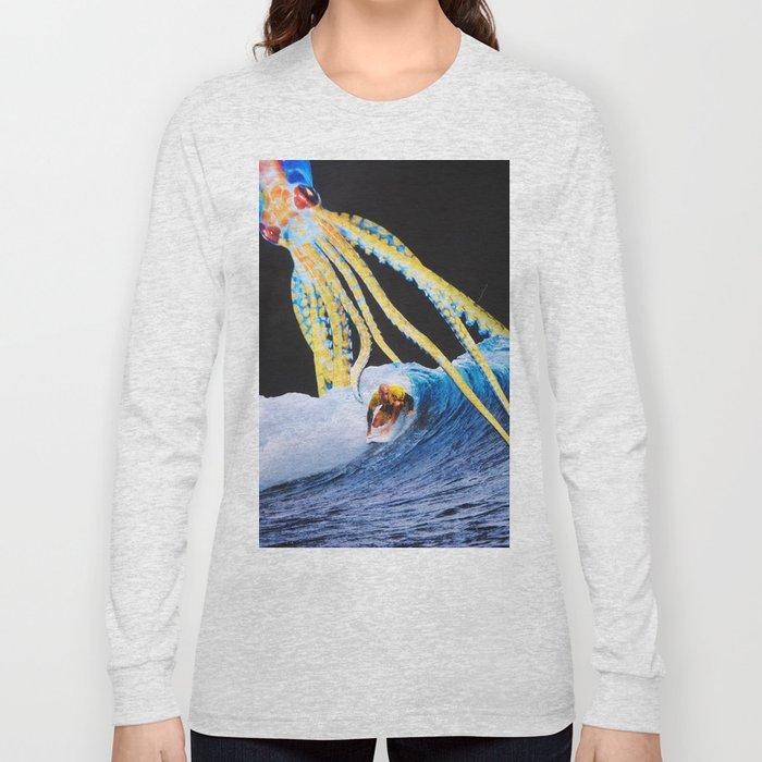Rumble at Waikiki Long Sleeve T-shirt