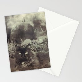 Old Days On The Farm Stationery Cards