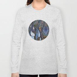 Dewdrop Meets the Rain Long Sleeve T-shirt