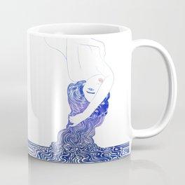 Water Nymph XXXVII Coffee Mug