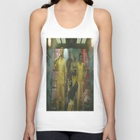 guardians of the galaxy Tank Tops featuring Guardians of The Galaxy by Kelsey