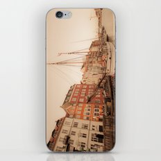 By the Nyhavn iPhone & iPod Skin