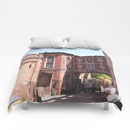 Historical Factories Comforters