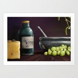 Venenum Art Print