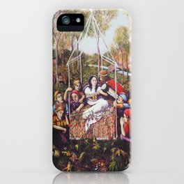 Snow White iPhone Case