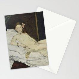 Edouard Manet - Olympia Stationery Cards