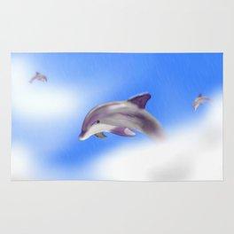 Dolphin Rug