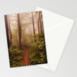 Smoky Mountain Forest Adventure II - National Park Nature Photography Stationery Cards