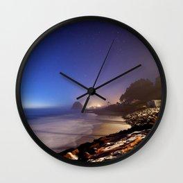 Neskowin, Oregon Wall Clock