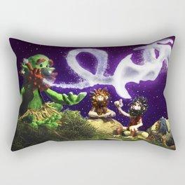 The Storyteller Rectangular Pillow