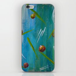 Sugar cane iPhone Skin